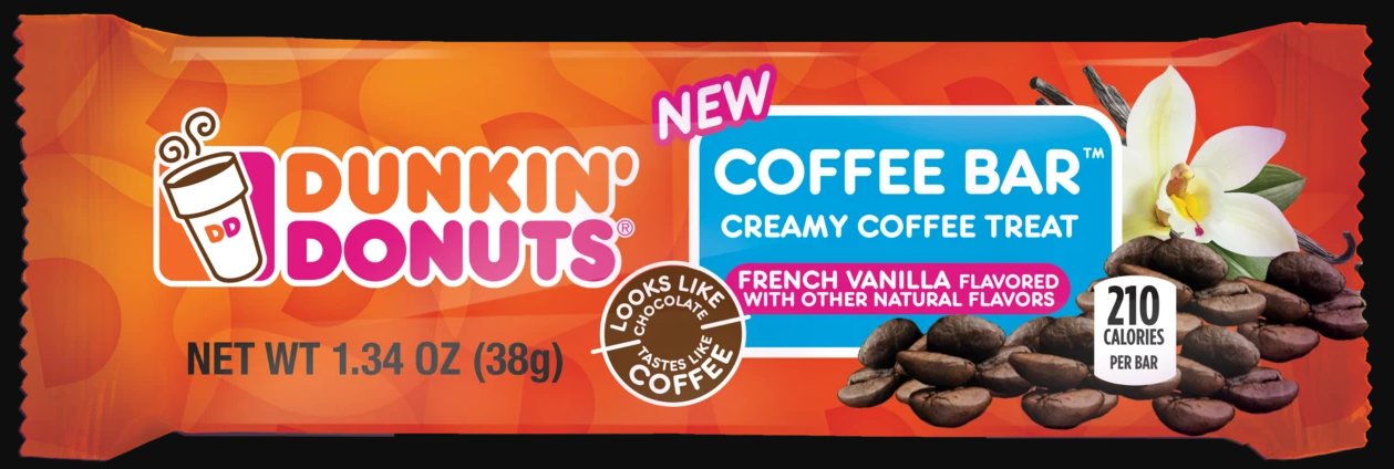 Dunkin Coffee Bar Vanilla
