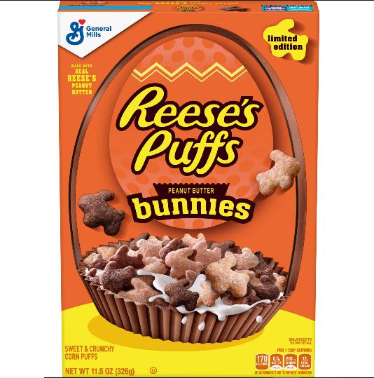REESE'S PUFFS Bunnies