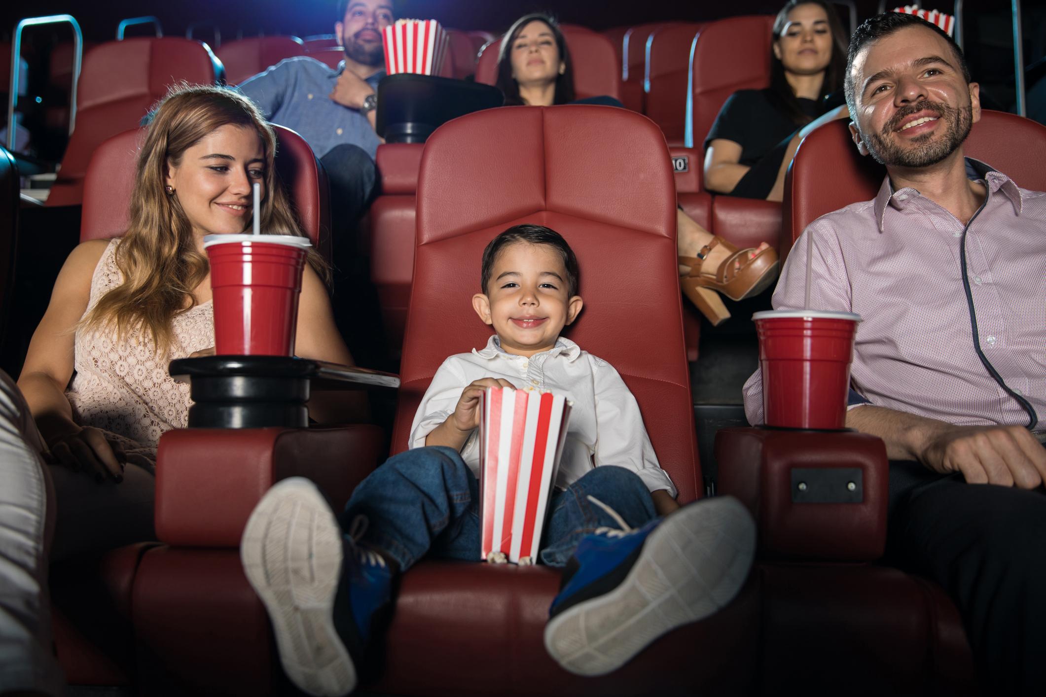 LA's Best Family-Friendly Movie Theaters