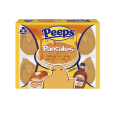 Peeps Pancakes and Syrup