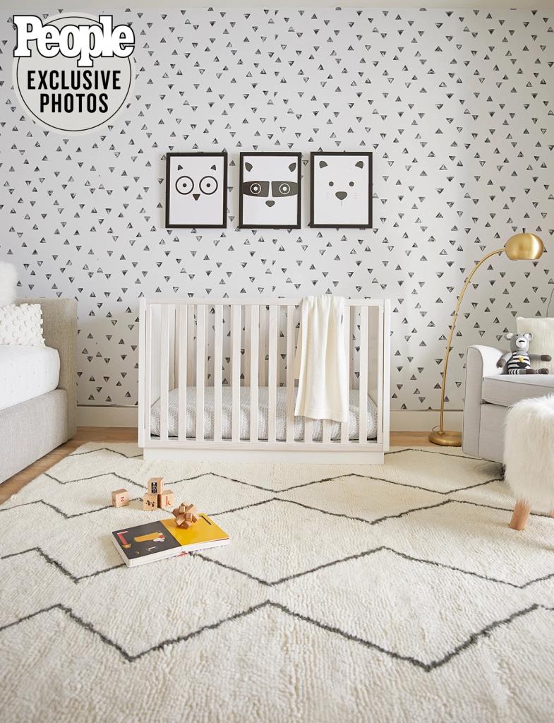 enna Dewan/Steve Kazee Nursery