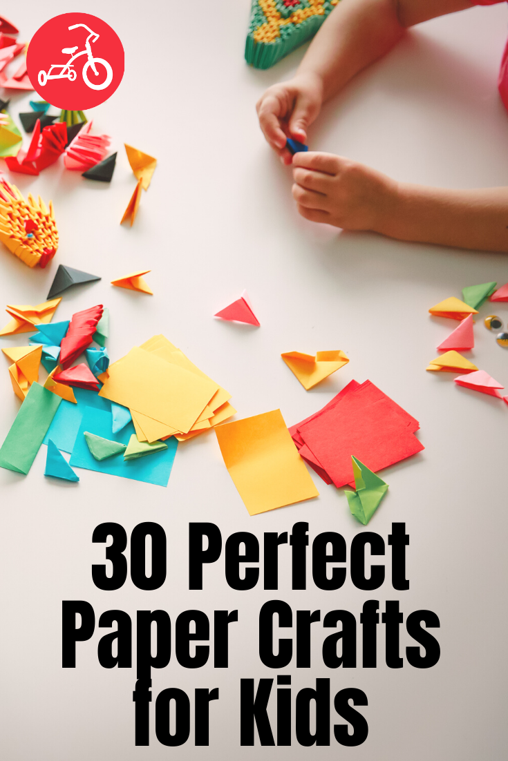 Amazing Easy Paper Craft Ideas For Kids