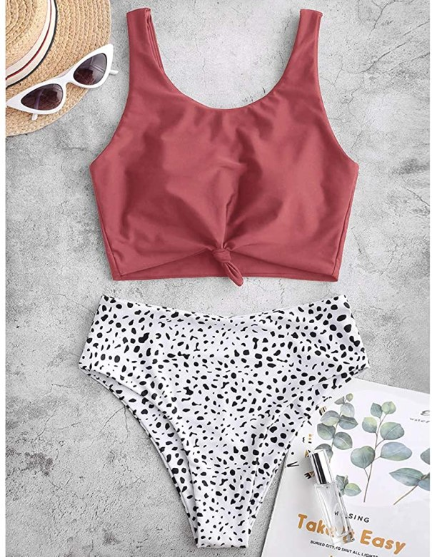 crochet bikini bathing suit swimwear Bohemia bikini camisole top cute bathing suits cute bikini swimsuit for women beachwear top
