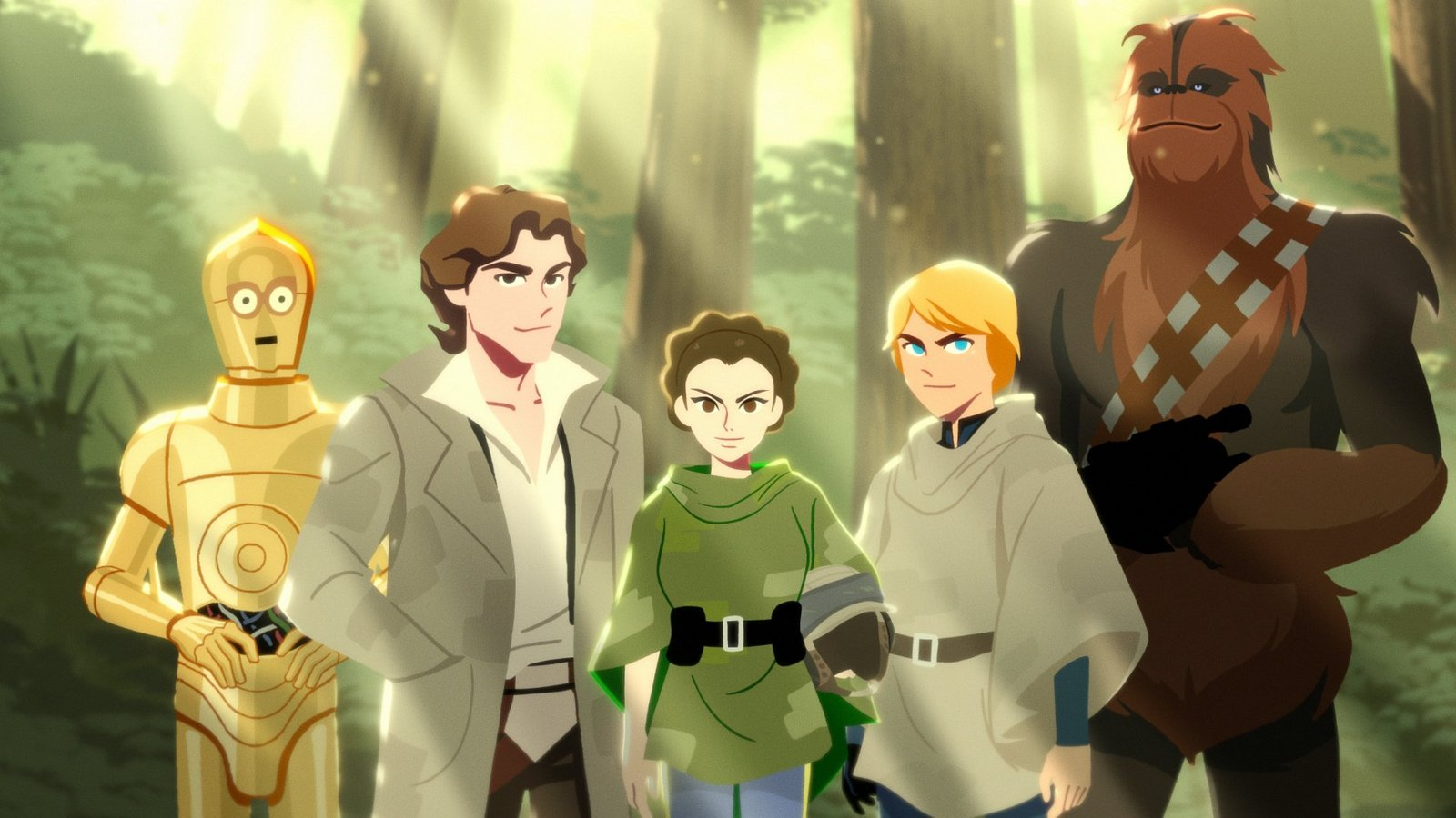 """Leia Organa - A Princess, A General, A Mentor"""
