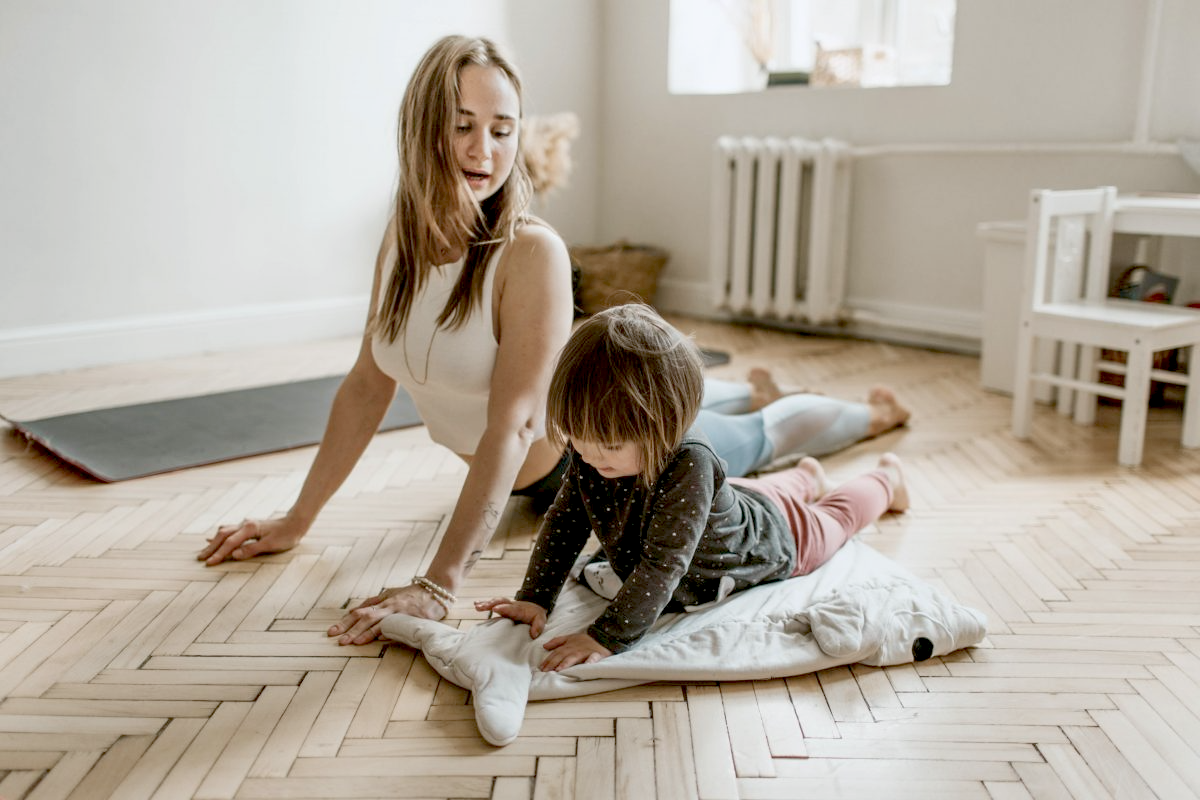 Yoga And Exercise Videos That Will Get Your Kids On Their Feet