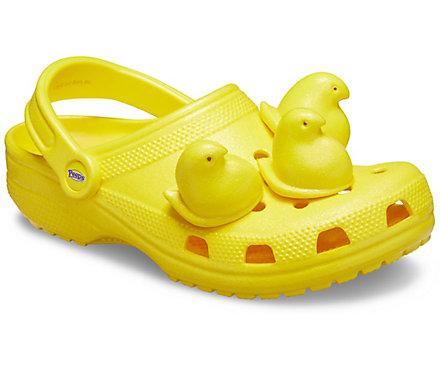 PEEPS crocs