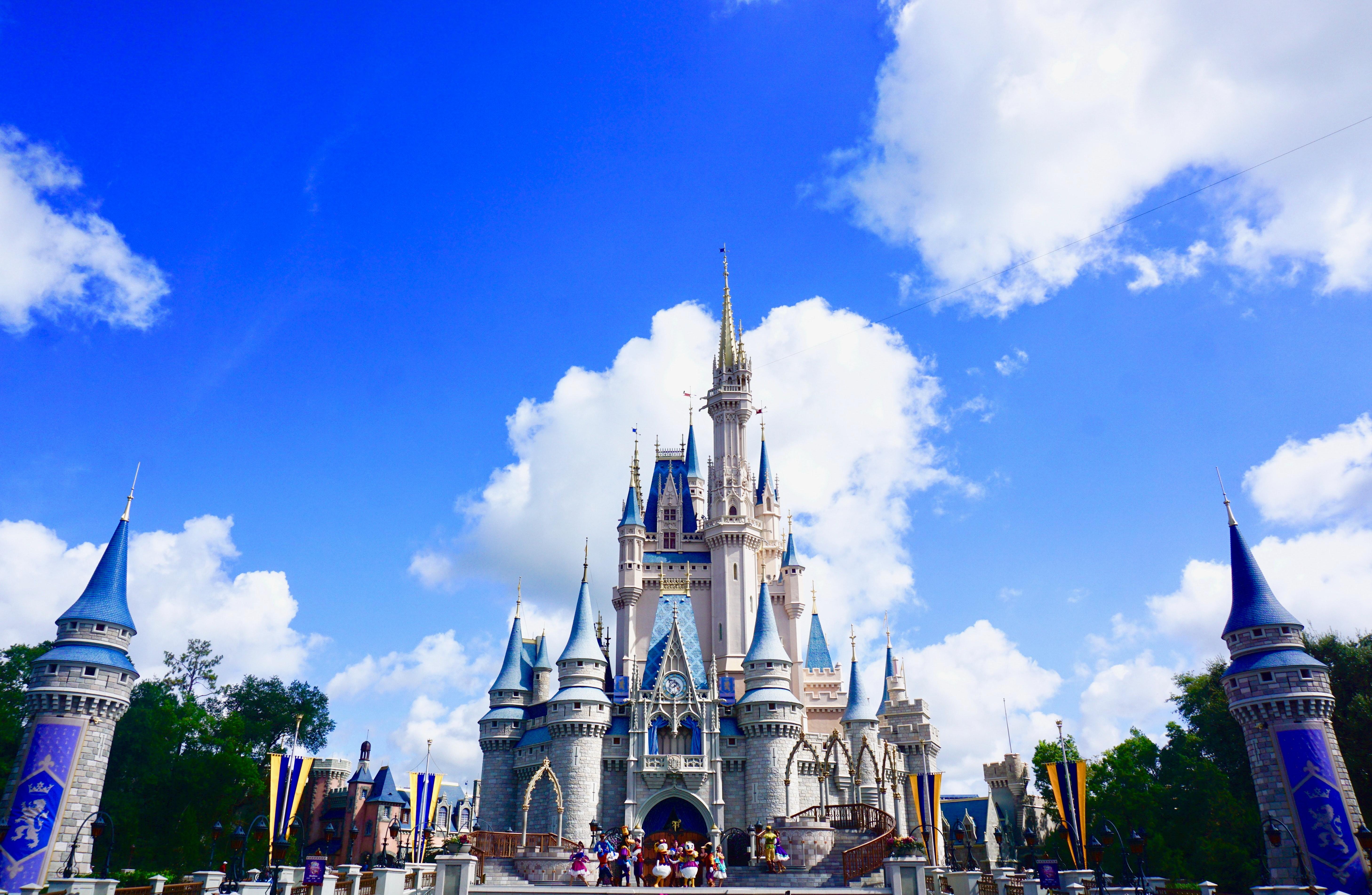 Cinderella's Castle Disney
