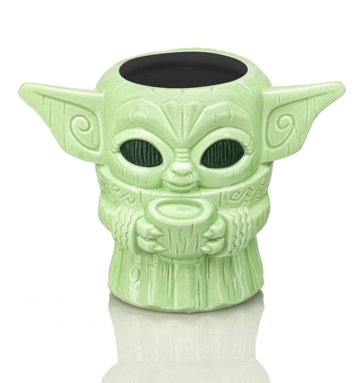 Baby Yoda Tiki