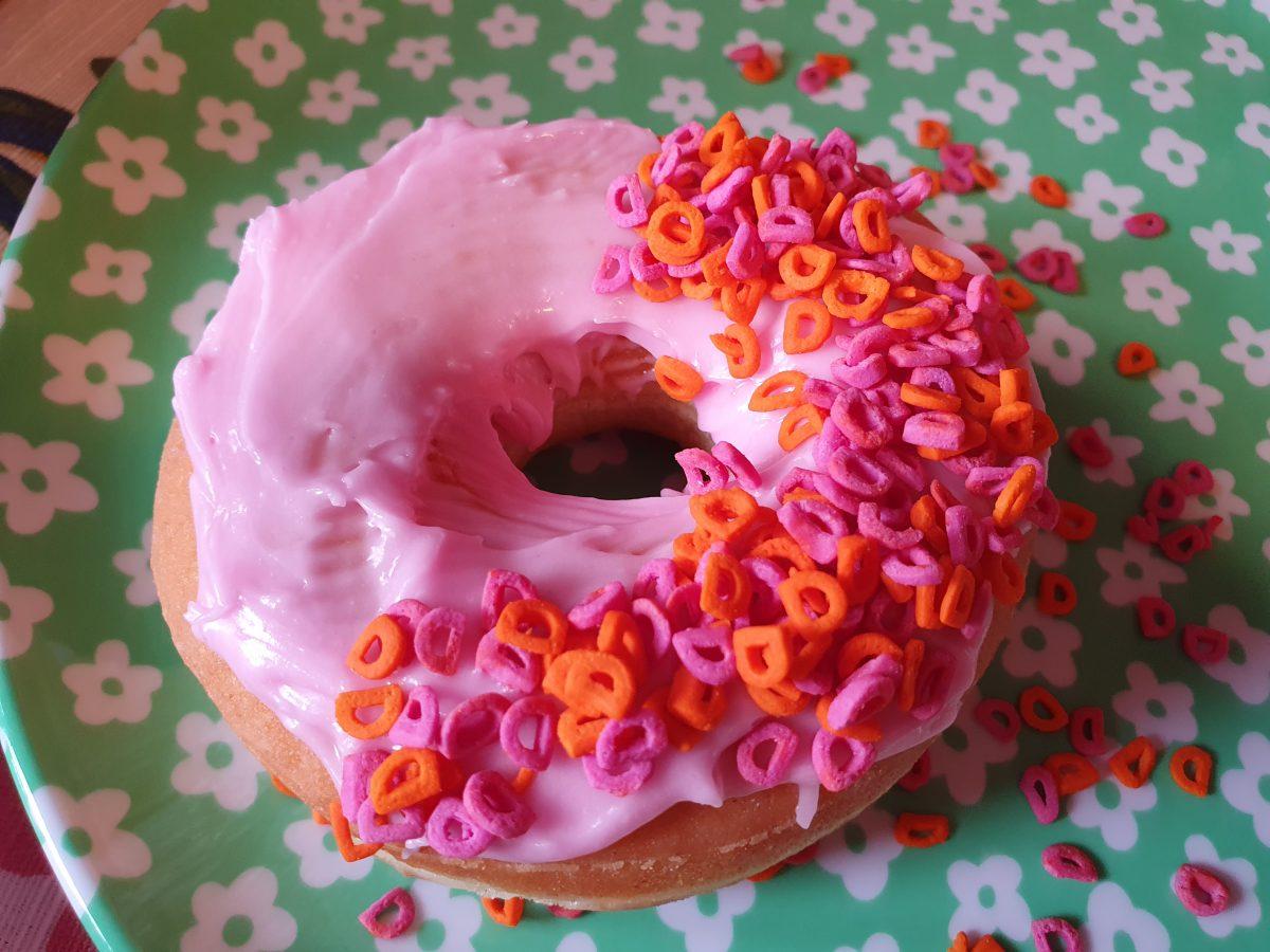 Dunkin' DIY Donut