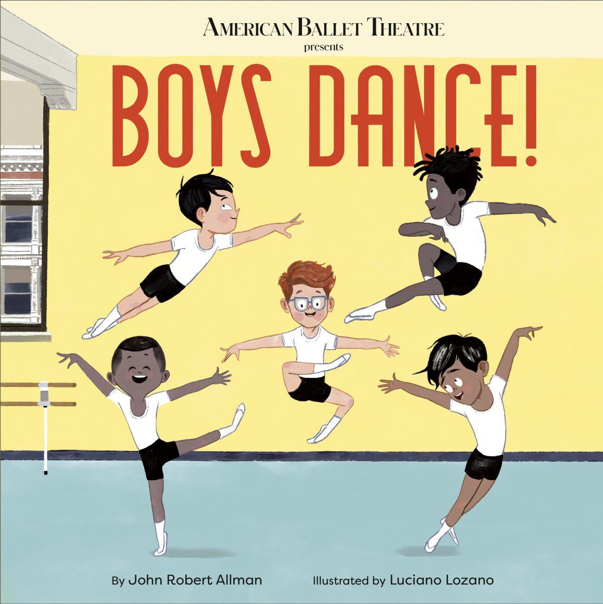 Boy's Dance!