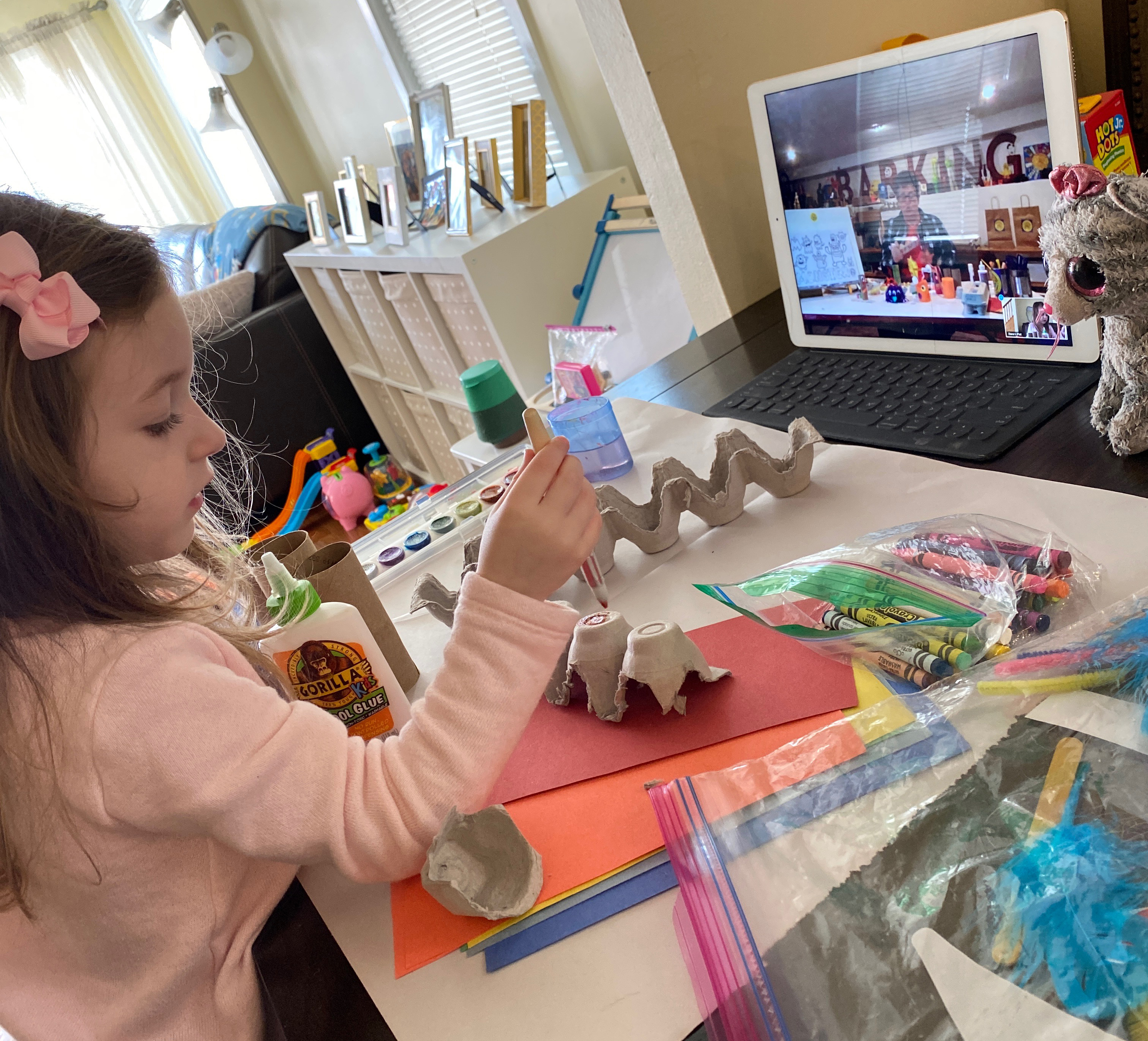 Online Art Classes for Kids: Painting, Drawing, Crafting