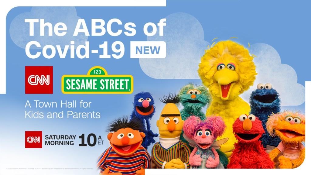 Sesame Street CNN