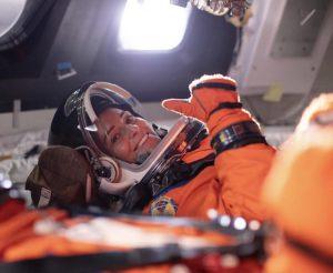 NASA Astronaut LtCol Nicole A. Mann
