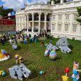LEGOLAND White House Easter