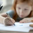 girl coloring, crayons, crafts, printable, drawing