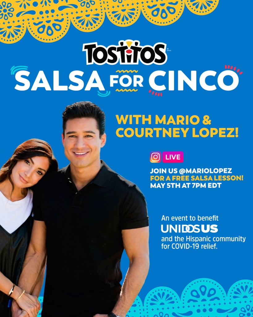 Celebrate Salsa For Cinco With Mario And Courtney Lopez