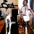 stationary bike kid