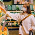 grocery shopping mask