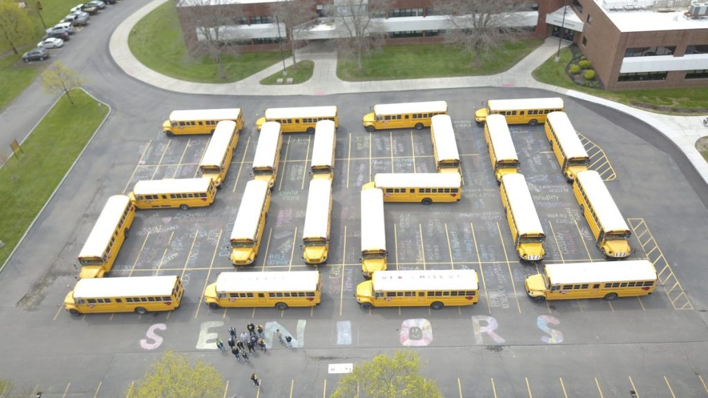 Senior Bus Tribute