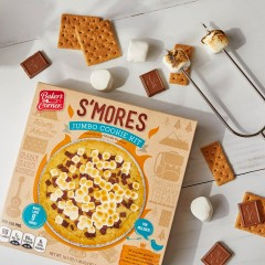 S'ores cookie kit