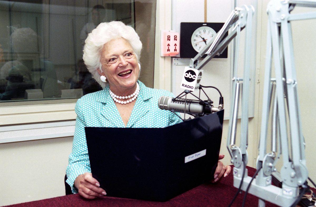 Barbara Bush Poscast