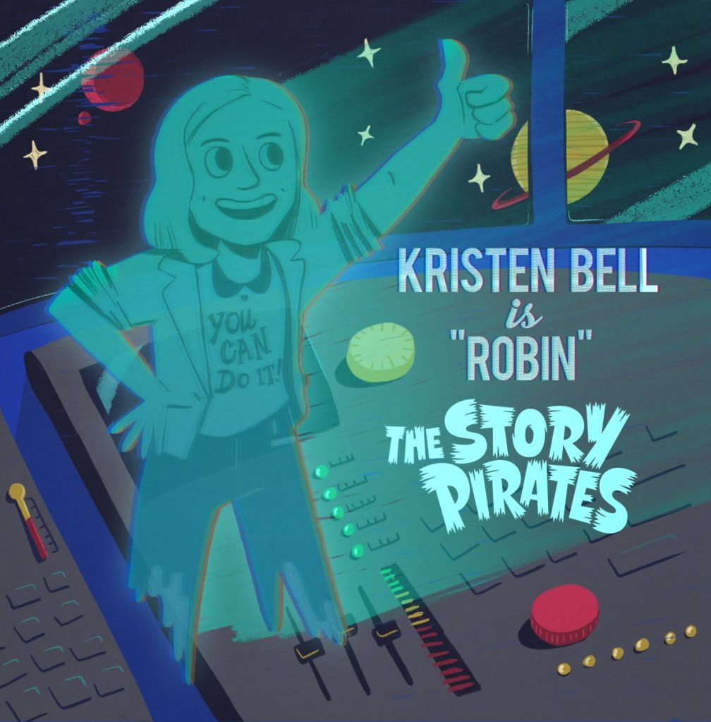 Story Pirates - Kristen Bell