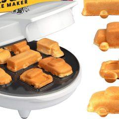 Car waffle