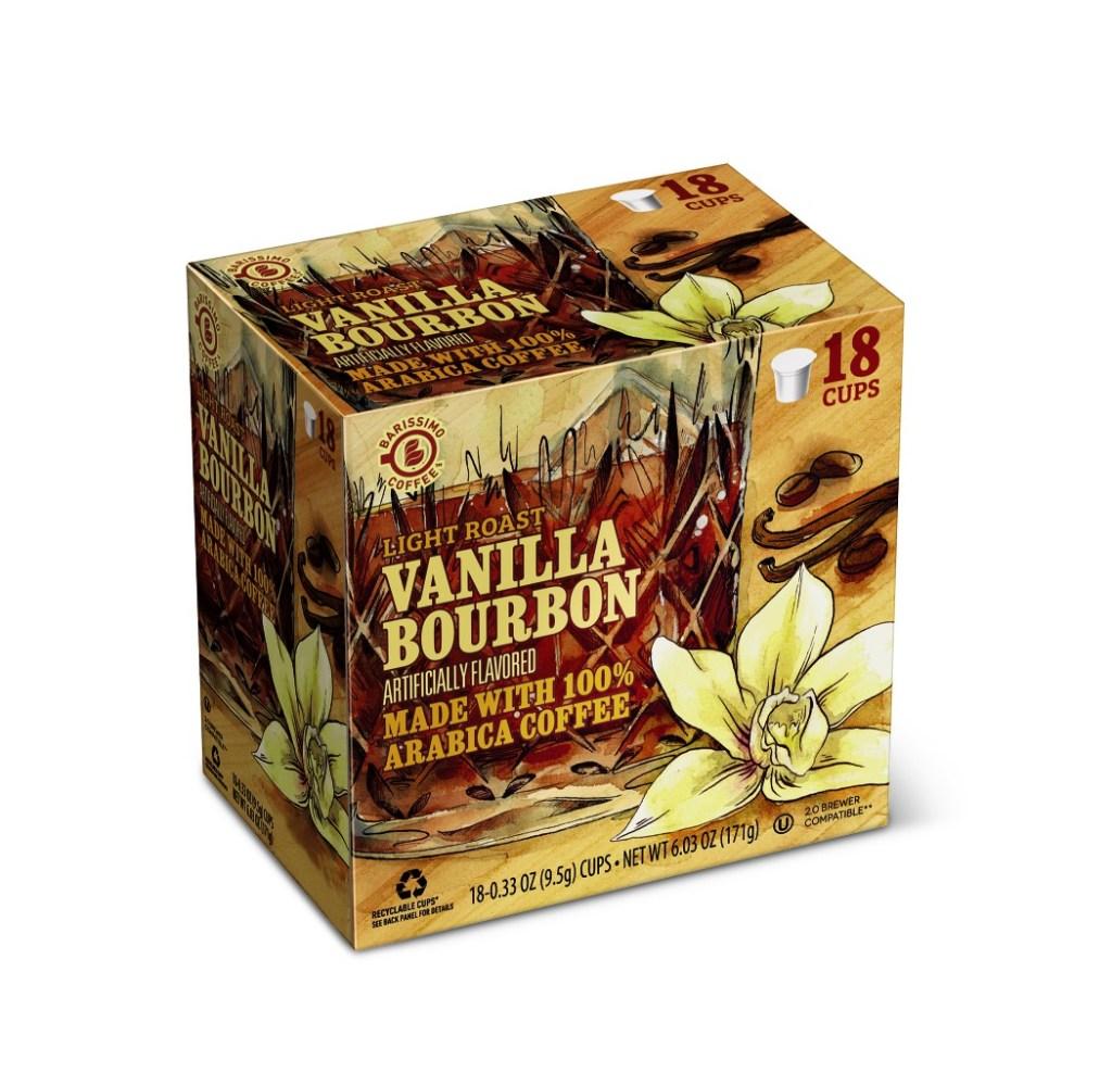 Vanilla Bourbon Coffee
