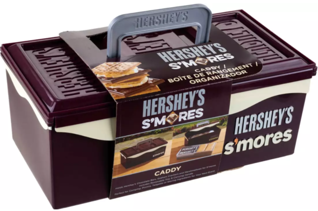 Hershey's S,mores Caddy