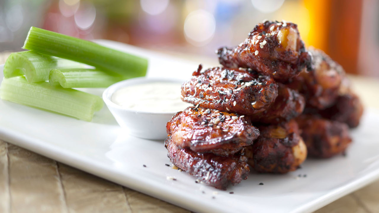 Disney Just Shared the Best Chicken Wings Recipe & It's Perfect for Father's Day