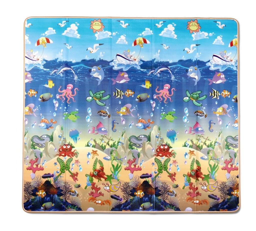 Little Journey Foldable Playmat