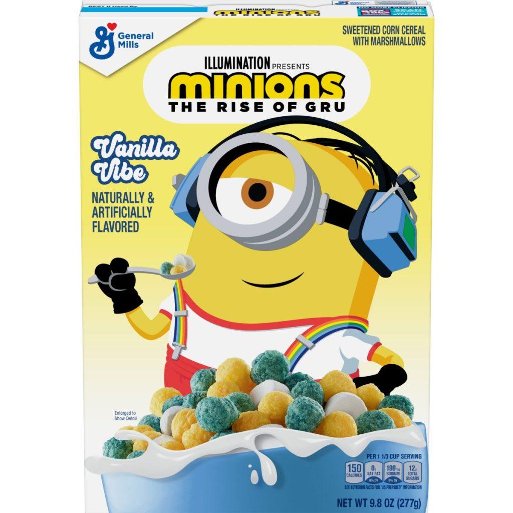Cereal De Los Minions