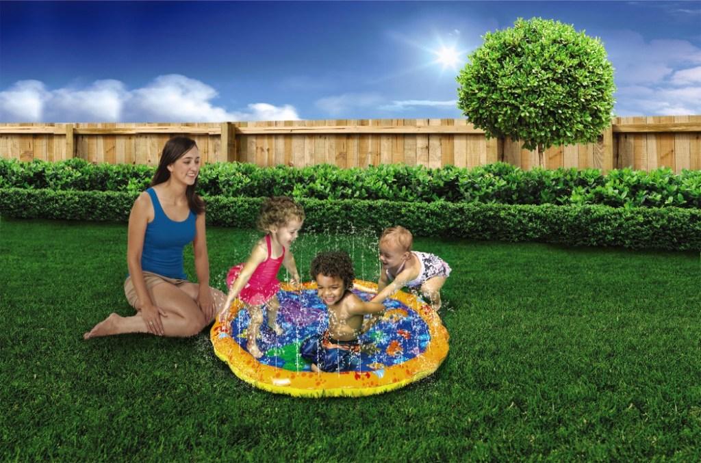 Banzai Splash Pad