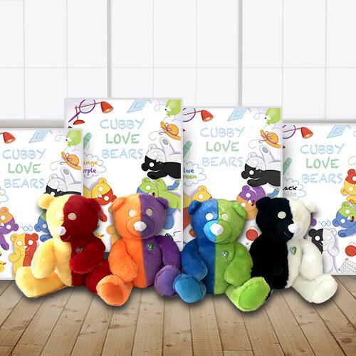Cubby Love Bears