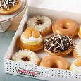 Krispy Kreme Dessert Doughnuts