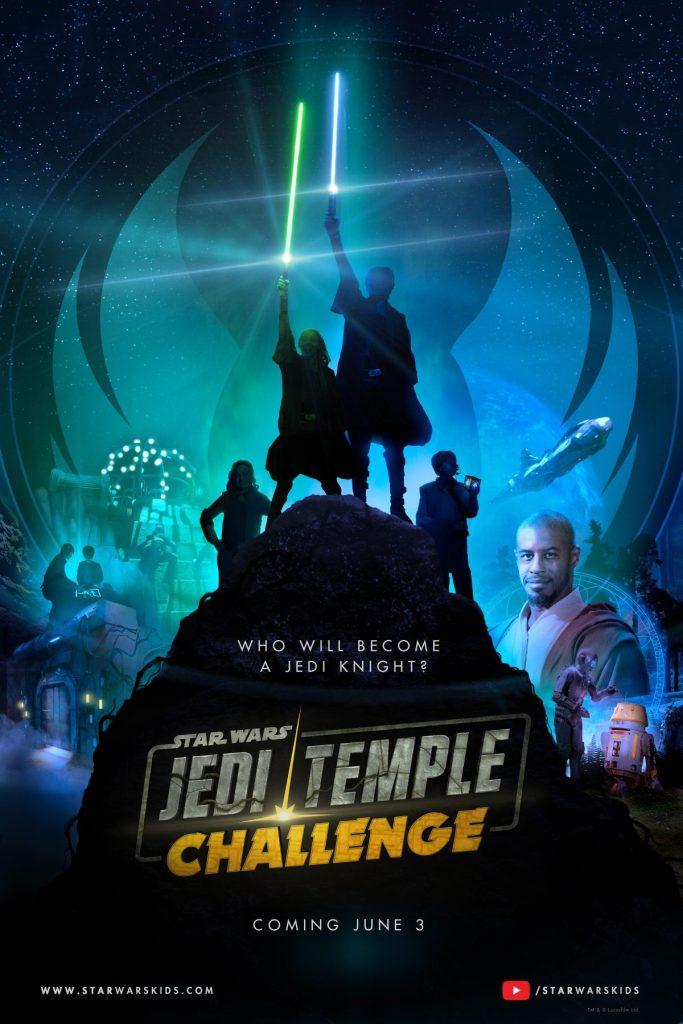 Star Wars Jedi Temple Challenge
