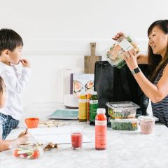 best family meal delivery Los Angeles