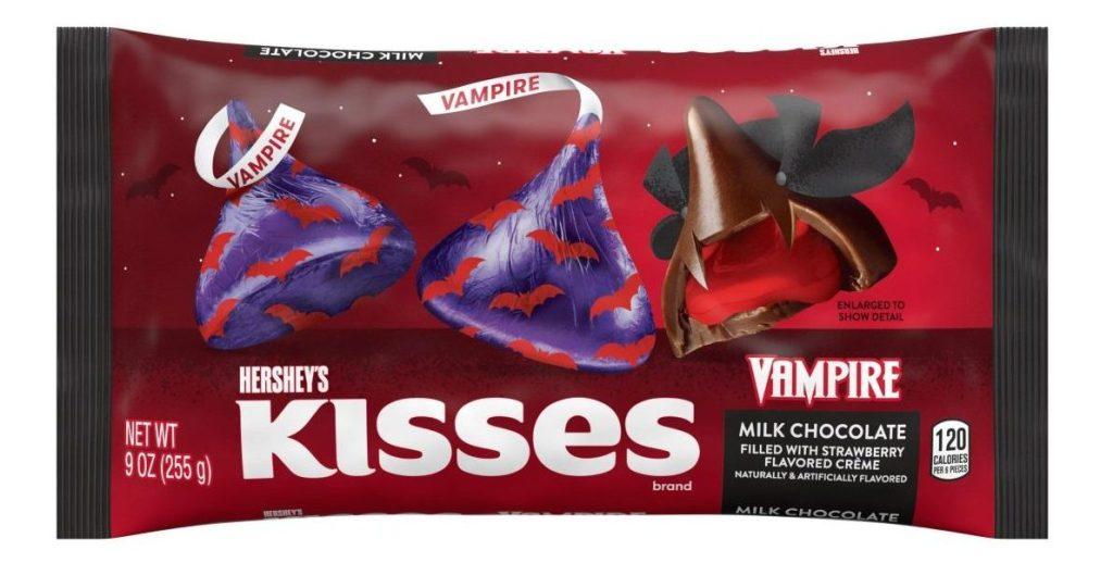 Hershey's Vampire Kisses