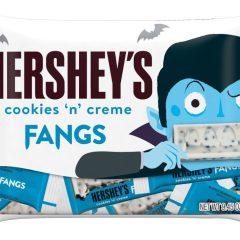 Hershey's Cookies 'N' Creme Fangs