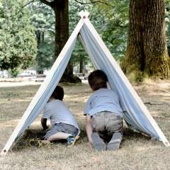 DIY-kids-woodworking-tent