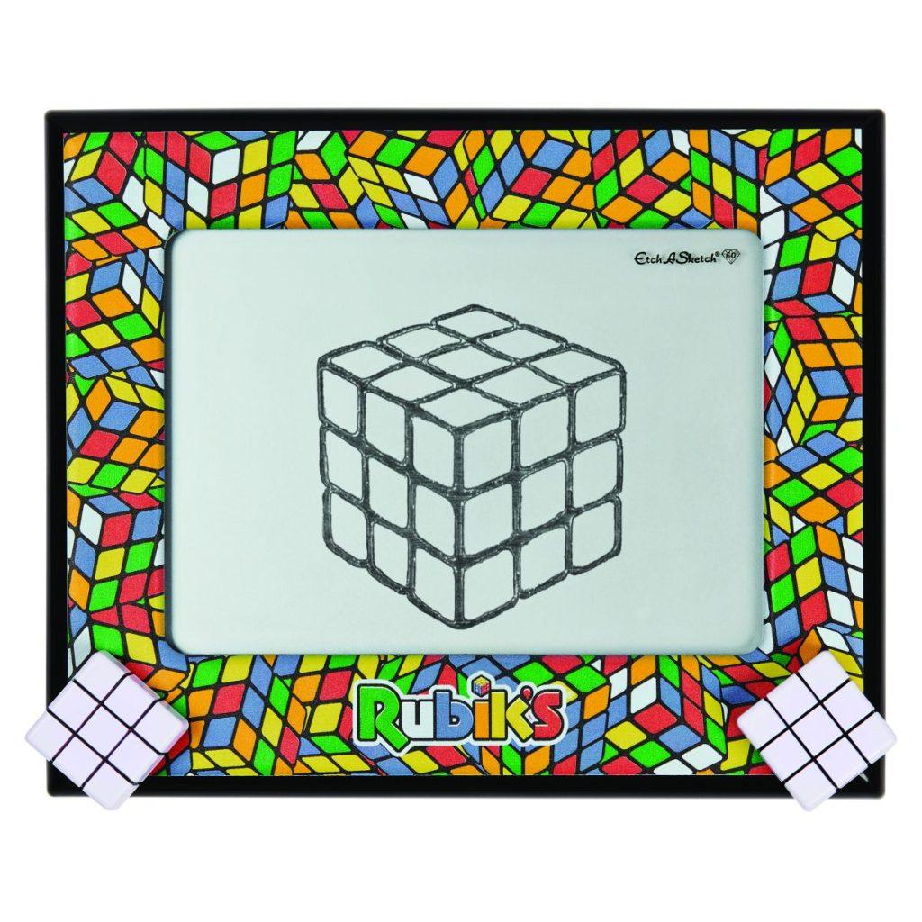 Etch A Sketch Rubiks Cube