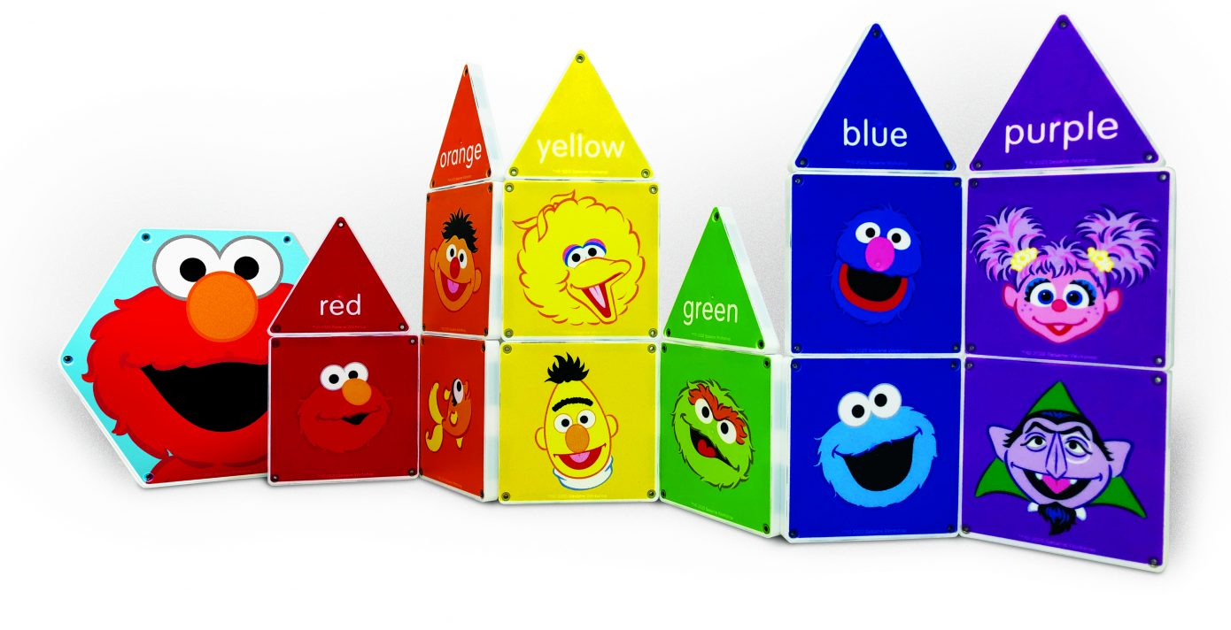 Elmo Outfit Pants Roblox Bring Sesame Street To Life With Magna Tiles