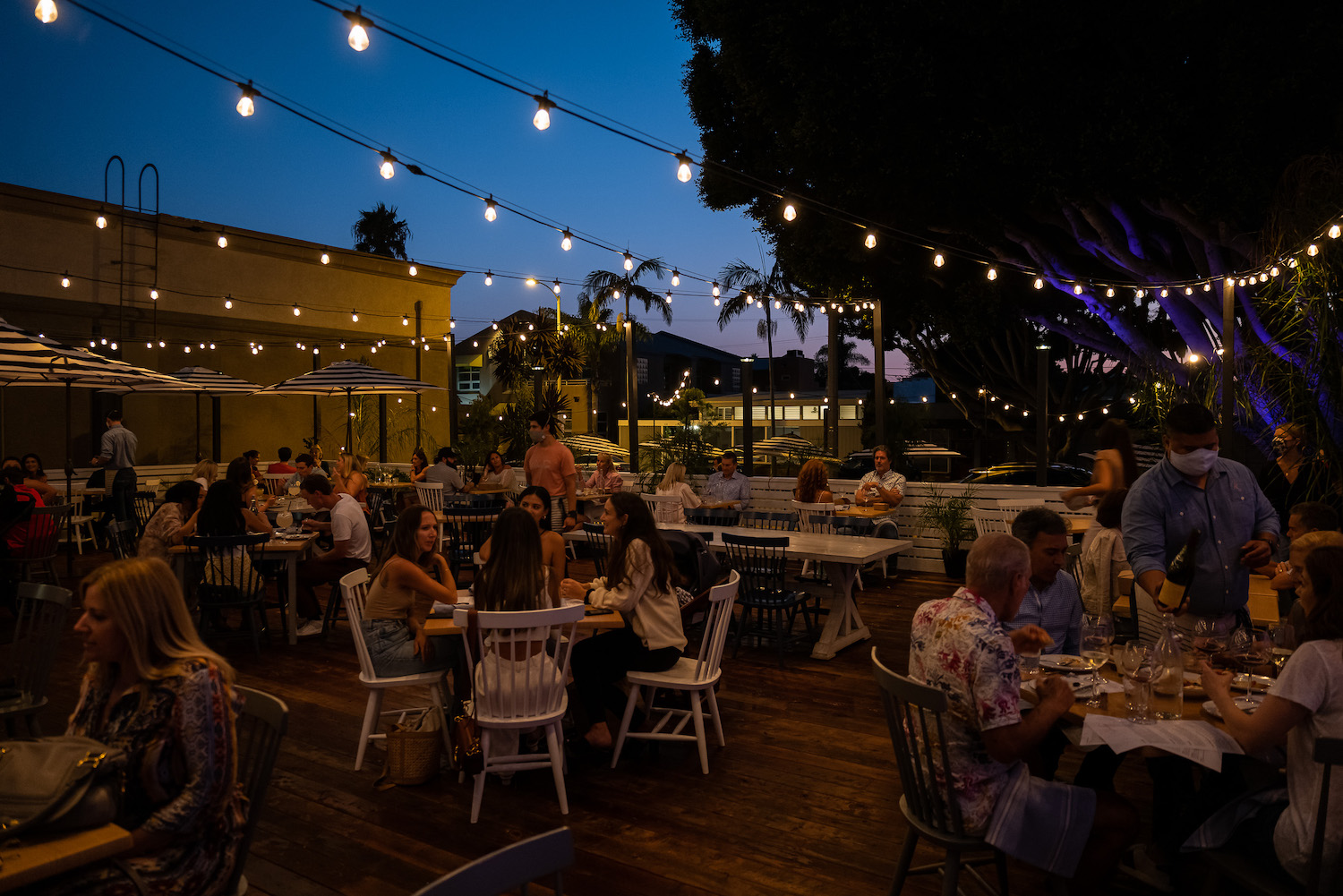 The Best Restaurant Patios For Outdoor Dining In San Diego