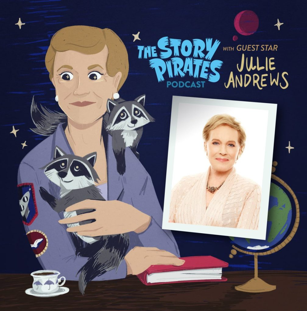 story Pirates/Julie Andrews