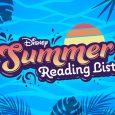 Disney Summer Reading