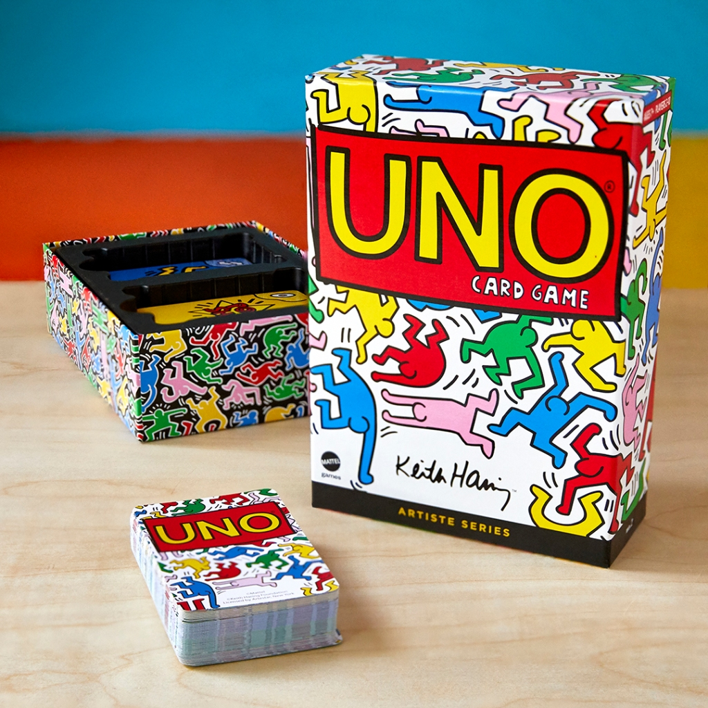 UNO® Artiste Series No. 2: Keith Haring