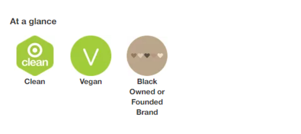 Target Black-owned