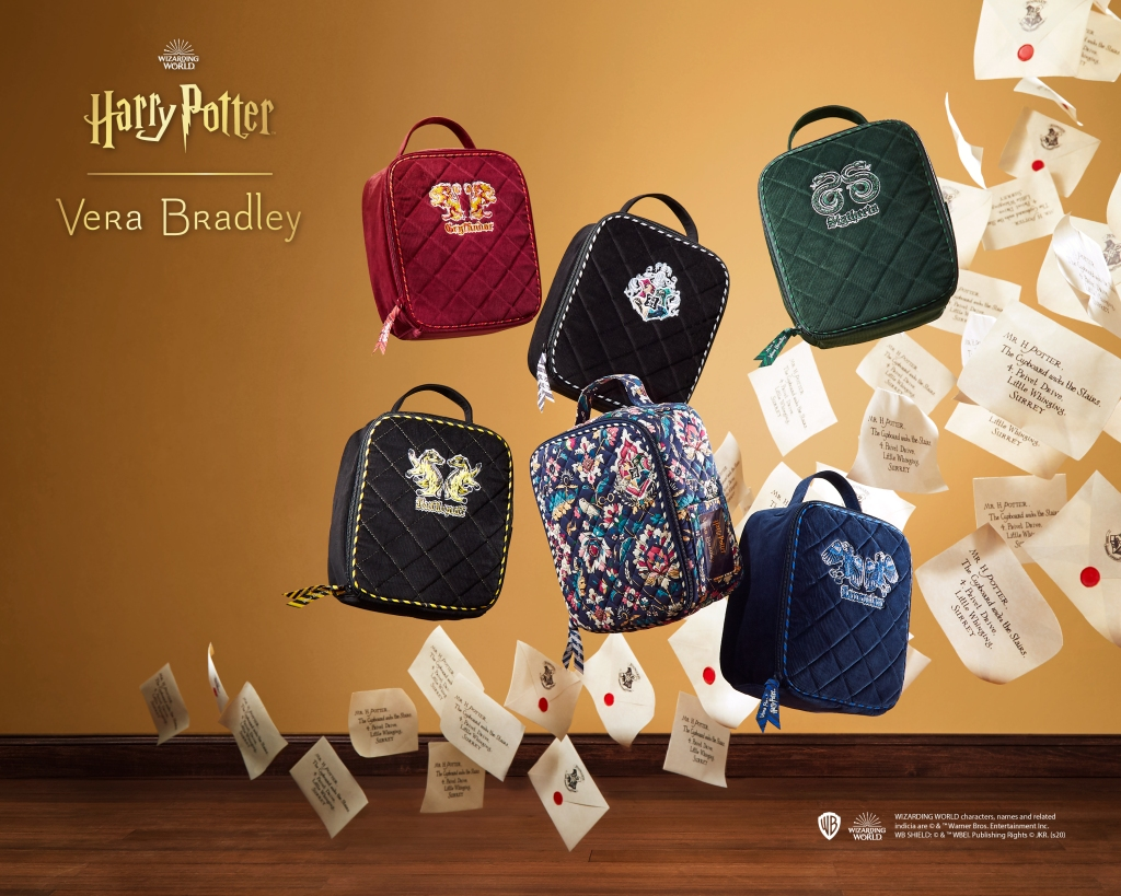 Harry Potter x Vera Bradley