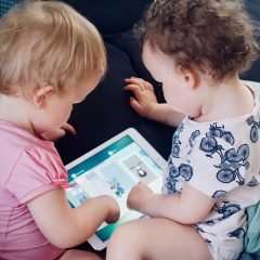 babies tablet