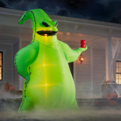 Oogie Boogie Inflatable